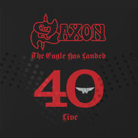 Saxon - Eagle Has Landed 40 (live)