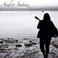 Andres Suarez - Cuando Vuelva La Marea (W/Cd) (Spa)