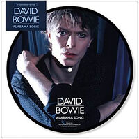 David Bowie - Alabama Song: 40th Anniversary [Limited Edition Picture Disc Vinyl Single]