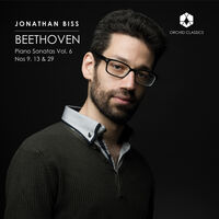 Jonathan Biss - Complete Beethoven Piano 6