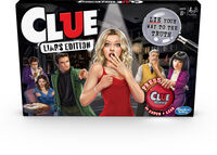 Clue - Hasbro Gaming - Clue Liars Edition