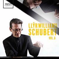 Ll?r Williams - Schubert 6