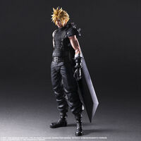 Square Enix - Square Enix - Final Fantasy VII Play Arts Kai Cloud Strife V2 Action Figure