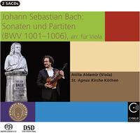 J Bach S / Aldemir - Sonaten Und Partiten