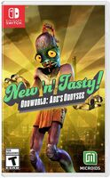 Swi Oddworld: New N Tasty - Oddworld: New 'n' Tasty for Nintendo Switch