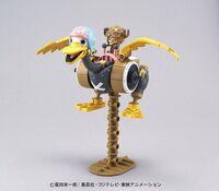Bandai Hobby - Bandai Hobby - One Piece - #2 Chopper Robo - Wing, Bandai Chopper Robo