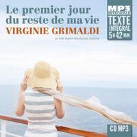Grimaldi / Coelho - Le Premier Jour Du Reste