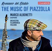 Marco Albonetti - Romance Del Diablo