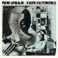 Piero Umiliani - L'uomo Elettronico: Cosmic Electronic Environments from an Italian Synth Music Maestro (1972-1983)
