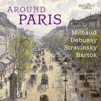 Davide Bandieri - Around Paris