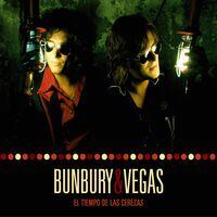 Bunbury & Vegas - El Tiempo De Las Cerezas (2LP + 2CD)