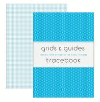 Princeton Architectural Press - Grids & Guides Tracebook Tracing Paper Notebooks