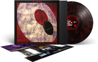 T-Tops - Staring At A Static Screen (Blk) [Colored Vinyl] (Red)