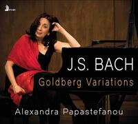 J Bach .S. / Papastefanou - Goldberg Variations Bwv 988