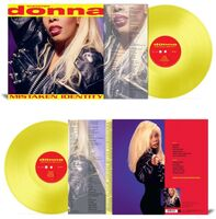 Donna Summer - Mistaken Identity [Colored Vinyl] [180 Gram] (Ylw) (Uk)