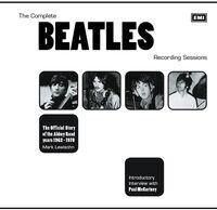 Mark Lewisohn - Complete Beatles Recording Sessions (Ppbk)