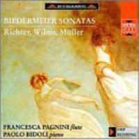 Francesca Pagnini - Richter / Wilms / Muller: Biedermeier Sonatas