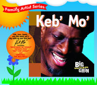 Keb' Mo' - Big Wide Grin