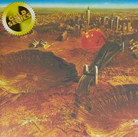 Midnight Oil - Red Sails In The Sunset (Gold Series) (Aus)