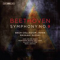 Bach Collegium Japan - Symphony 9 (Hybr)