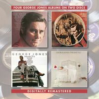 George Jones - George Jones / In A Gospel Way / Memories Of Us / The Battle