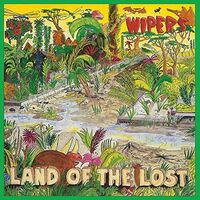 Wipers - Land Of The Lost [Exclusive Blue Vinyl]