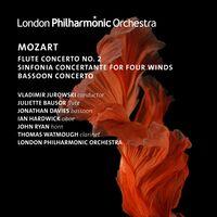London Philharmonic Orchestra / Vladimir Jurowski - Mozart: Flute Concerto No.2, Sinfonia Concertante Bassoon Concerto