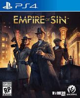 Ps4 Empire of Sin - Empire of Sin for PlayStation 4