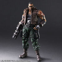 Square Enix - Square Enix - Final Fantasy VII Play Arts Kai Barret Wallace V2 ActionFigure