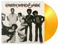 Earth Wind & Fire - That's The Way Of The World [Colored Vinyl] [Limited Edition] (Org)