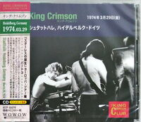 King Crimson - 1974-03-29 Stadthalle Heidelberg Germany (Jpn)