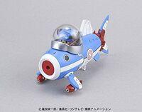 Bandai Hobby - Bandai Hobby - One Piece - #3 Chopper Robo - Submarine, Bandai ChopperRobo