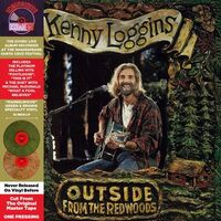Kenny Loggins - Outside From The Redwoods [Indie Exclusive] (Green & Brown)