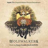 Bruno Coulais  / Kila / Aurora (Colv) (Org) (Uk) - Wolfwalkers (Original Soundtrack) [Orange Colored Vinyl]