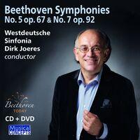 Westdeutsche Sinfonia / Dirk Joeres - Ludwig van Beethoven Symphonies 5 & 7 Westdeutsche Sinfonia