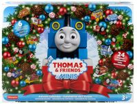 Thomas and Friends - Fisher Price - Thomas and Friends Minis Advent Calendar, 2021