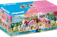 Playmobil - Princess Riding Lessons (Fig)