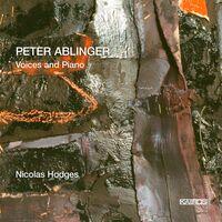 Nicolas Hodges - Voices & Piano [Digipak]