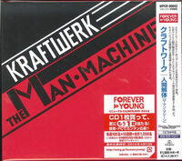 Kraftwerk - Man Machine (Jpn) [Remastered]