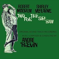 Andre Previn - Two For The See Saw - O.S.T.