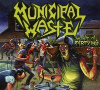 Municipal Waste - Art Of Partying [Digipak] (Uk)