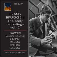 Vivaldi/Marcello/Platti - Early Recordings 2