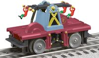 Deals on Lionel Trains The Polar Express Elf Handcar O Gauge