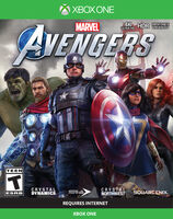 Xb1 Marvels Avengers - Marvel's Avengers for Xbox One