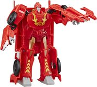 Transformers [Movie] - Hasbro Collectibles - Transformers Cyberverse UlTransformers Hot Rod