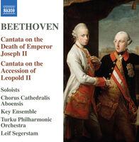 Turku Philharmonic Orchestra - Cantata on the Death