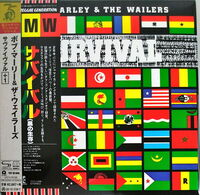 Bob Marley & The Wailers - Survival (Jmlp) (Ltd) (Wb) (Rmst) (Shm) (Jpn)