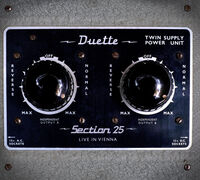 Section 25 - Duette (live In Vienna)