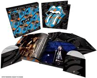 The Rolling Stones - Steel Wheels Live: Live From Atlantic City, NJ, 1989 [3CD/2DVD/Blu-ray Deluxe Edition]
