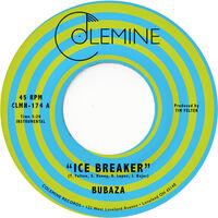 Bubaza - Ice Breaker (Orange Vinyl)